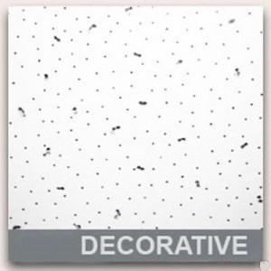 Потолочная плита типа Armstrong Decorative 600х600х6мм