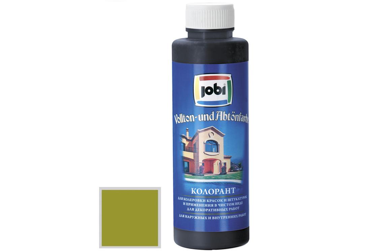 Колорант JOBI оливковый 500мл