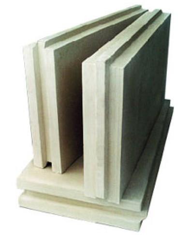 Пазогребневая плита Волма 667х500х100мм полнотелая влагостойкая
