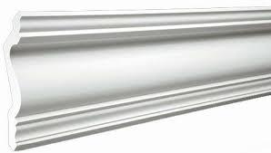 Плинтус потолочный пенополистирол 35мм 2м