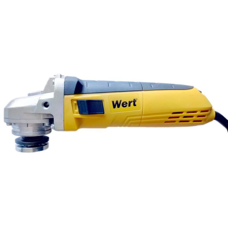 Угловая шлифмашина Wert EAG 1012E