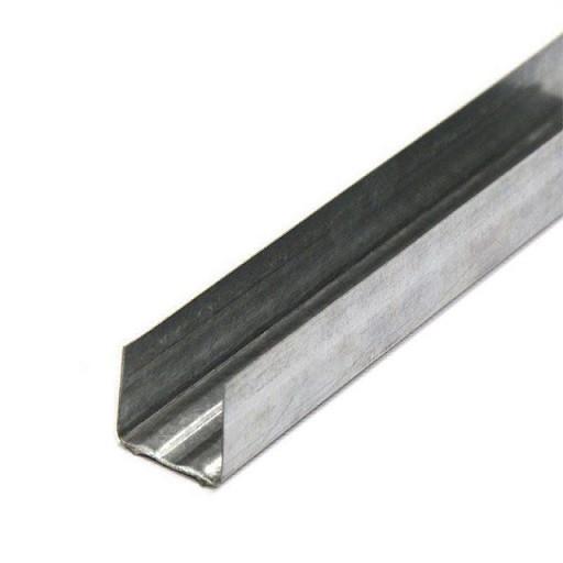 Профиль потолочный направляющий ПН 27х28х0,55мм 3м